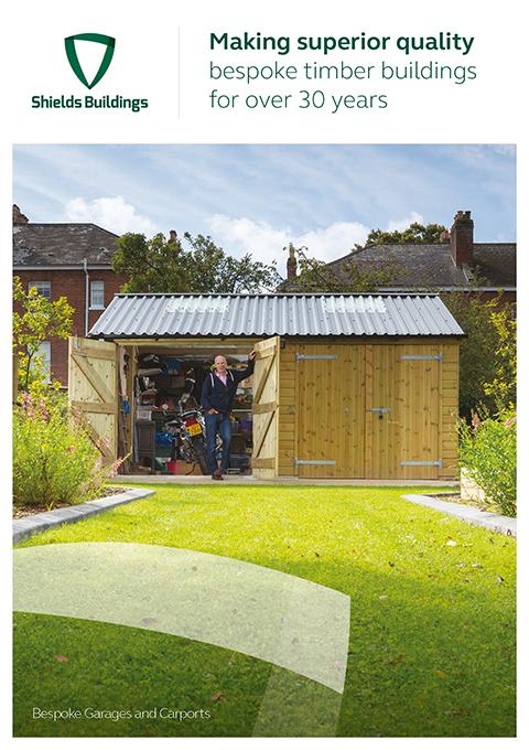 Garages brochure