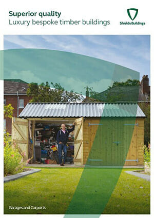 View our brochure of timber garage and carport options