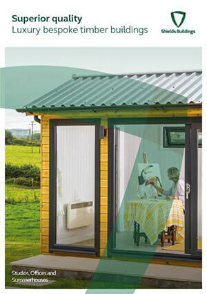 See our range of Garden Studios, Offices, and Summerhouses